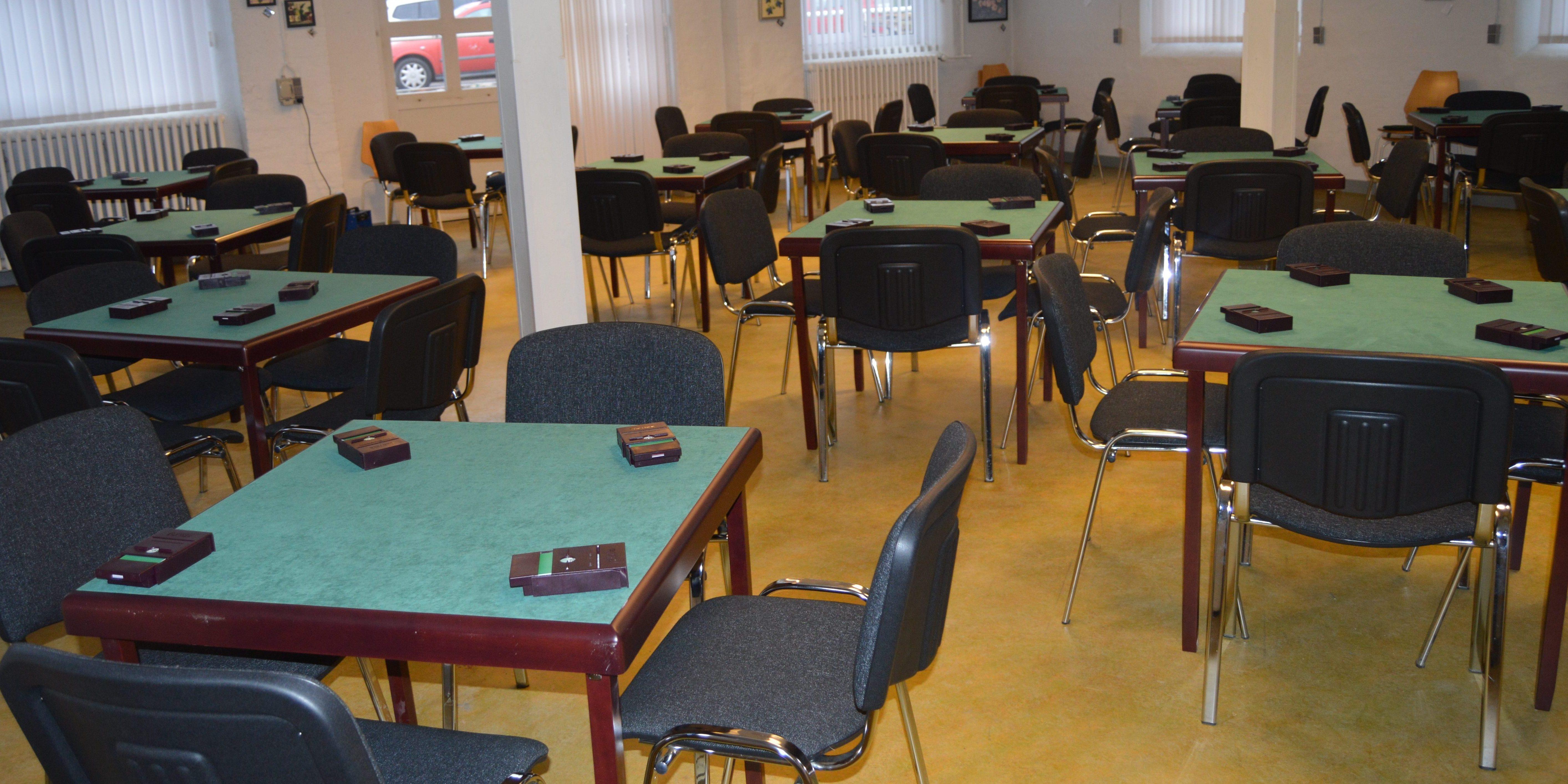 Spillelokale Stuen